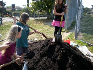 No one thought compost could be so fun!