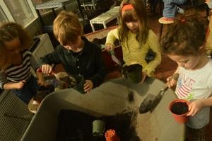 Soil mix masters