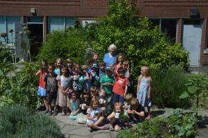 Our favorite kindergarten matriarch MARLETTA!